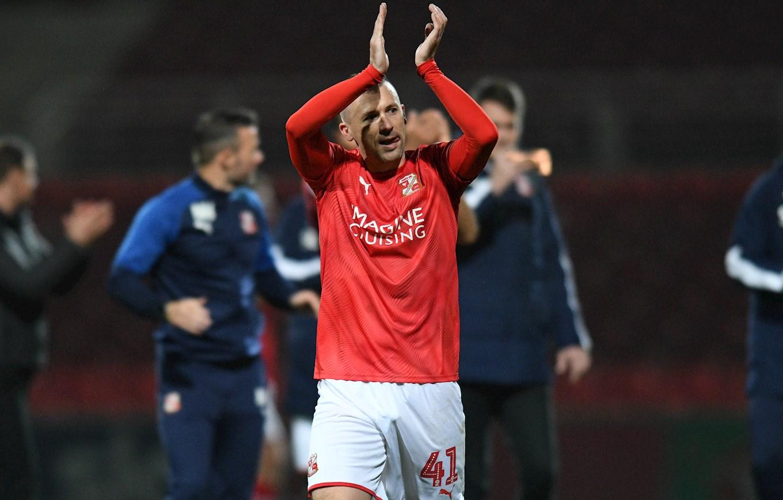 Caddis Signs Deal Until 2021 News Swindon Town