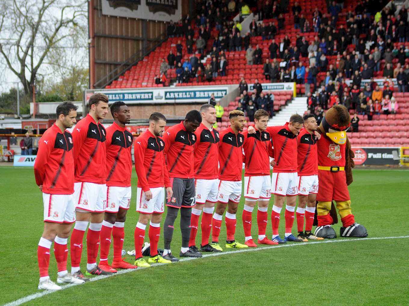 Football Table Game >> Accrington Stanley V Swindon Town - Three Things To Look Out For - News - Swindon Town
