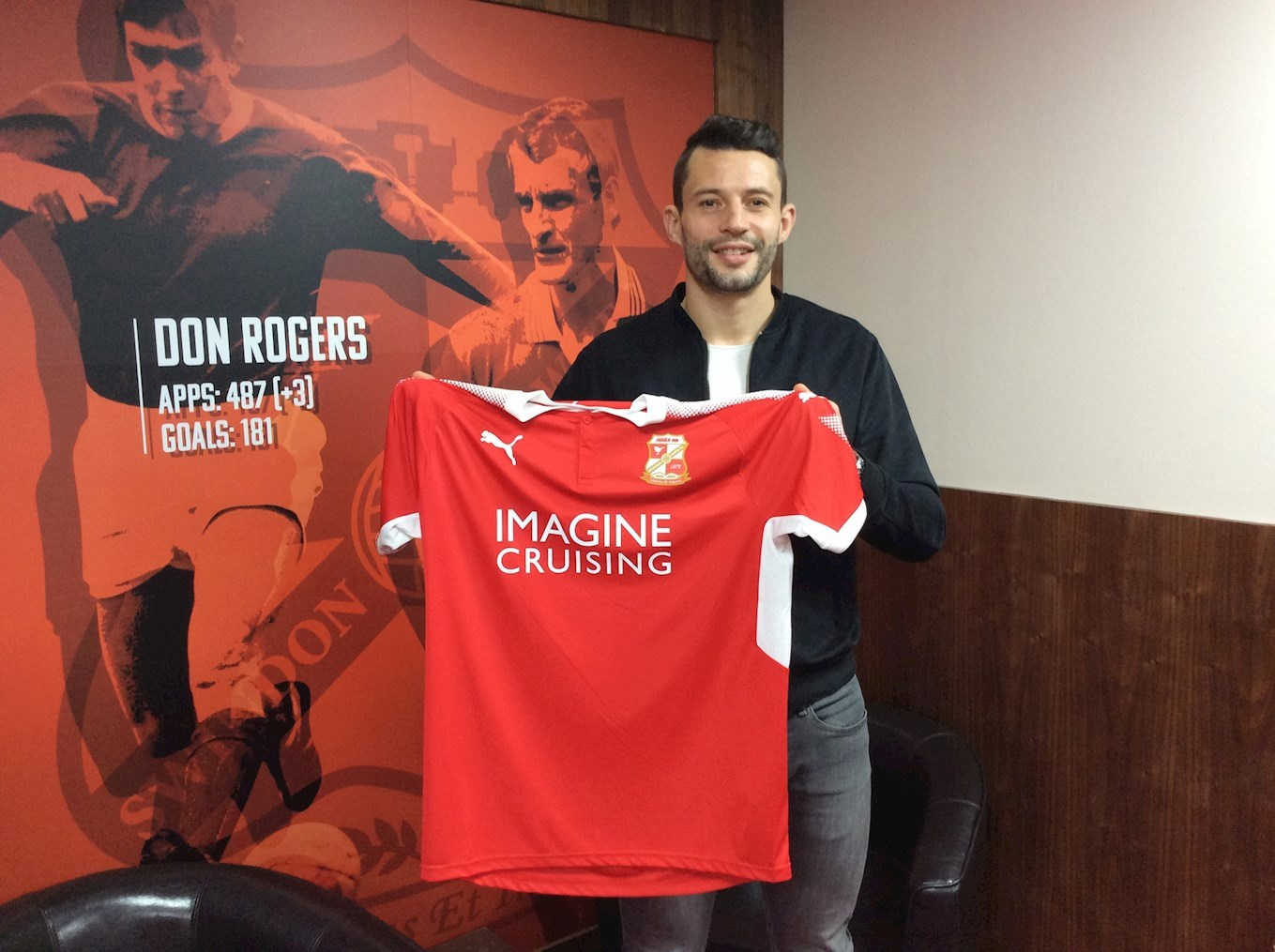 breaking: town bolster firepower with addition of richards - news