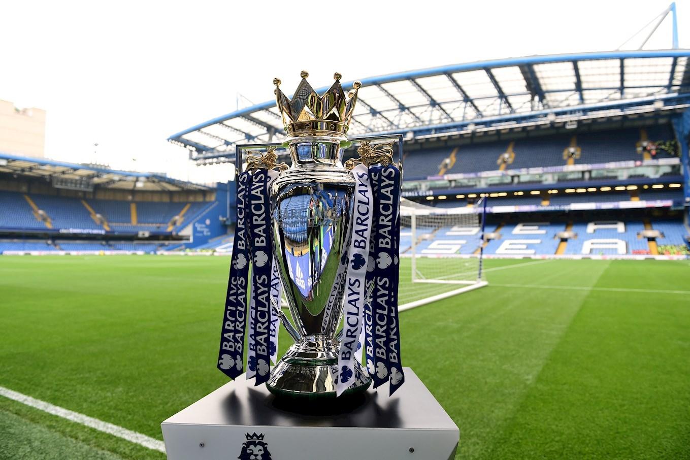 Premier League Trophy To Visit SN1 - News - Swindon Town